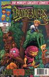 Cover Thumbnail for Daydreamers (1997 series) #2 [Newsstand]