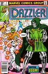Cover for Dazzler (Marvel, 1981 series) #3 [Newsstand]