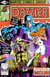 Cover for Dazzler (Marvel, 1981 series) #5 [Direct]