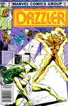 Cover Thumbnail for Dazzler (1981 series) #14 [Newsstand Edition]