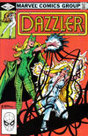 Cover for Dazzler (Marvel, 1981 series) #16 [Direct]