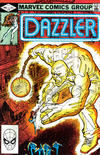 Cover for Dazzler (Marvel, 1981 series) #18 [Direct]