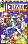 Cover for Dazzler (Marvel, 1981 series) #20 [Direct Edition]