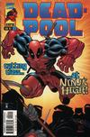 Cover for Deadpool (Marvel, 1997 series) #2 [Direct Edition]