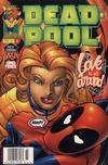 Cover for Deadpool (Marvel, 1997 series) #3 [Newsstand]