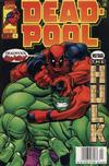 Cover for Deadpool (Marvel, 1997 series) #4 [Newsstand]