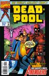 Cover for Deadpool (Marvel, 1997 series) #10 [Direct Edition]