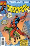 Cover for Deadpool (Marvel, 1997 series) #11 [Direct Edition]