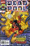 Cover for Deadpool (Marvel, 1997 series) #21 [Direct Edition]