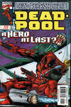 Cover for Deadpool (Marvel, 1997 series) #25 [Direct Edition]
