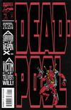 Cover for Deadpool (Marvel, 1993 series) #1 [Direct Edition]