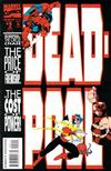 Cover for Deadpool (Marvel, 1993 series) #2 [Direct Edition]