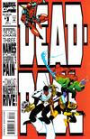 Cover for Deadpool (Marvel, 1993 series) #3 [Direct Edition]