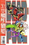 Cover for Deadpool (Marvel, 1993 series) #4 [Direct Edition]
