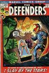 Cover for The Defenders (Marvel, 1972 series) #1