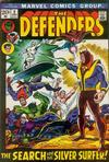 Cover for The Defenders (Marvel, 1972 series) #2
