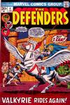 Cover for The Defenders (Marvel, 1972 series) #4 [Regular Edition]