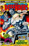 Cover for The Defenders (Marvel, 1972 series) #5 [Regular Edition]