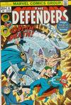 Cover for The Defenders (Marvel, 1972 series) #6 [Regular Edition]