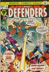 Cover for The Defenders (Marvel, 1972 series) #8
