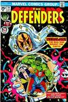 Cover for The Defenders (Marvel, 1972 series) #14