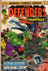 Cover for The Defenders (Marvel, 1972 series) #18 [Regular Edition]