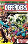 Cover for The Defenders (Marvel, 1972 series) #23 [Regular Edition]