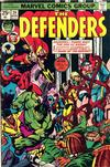 Cover for The Defenders (Marvel, 1972 series) #24 [Regular Edition]