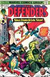 Cover for The Defenders (Marvel, 1972 series) #25 [Regular Edition]
