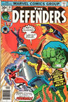 Cover for The Defenders (Marvel, 1972 series) #39 [Regular Edition]