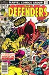 Cover Thumbnail for The Defenders (1972 series) #40 [Regular Edition]