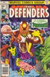 Cover for The Defenders (Marvel, 1972 series) #55