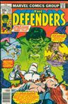 Cover for The Defenders (Marvel, 1972 series) #56