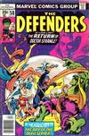 Cover for The Defenders (Marvel, 1972 series) #58