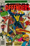Cover for The Defenders (Marvel, 1972 series) #62
