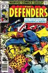 Cover for The Defenders (Marvel, 1972 series) #63