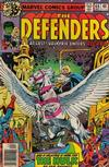 Cover for The Defenders (Marvel, 1972 series) #66