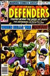 Cover for The Defenders (Marvel, 1972 series) #68 [Regular Edition]
