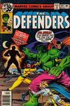 Cover for The Defenders (Marvel, 1972 series) #69
