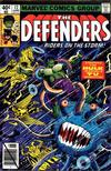 Cover for The Defenders (Marvel, 1972 series) #72 [Direct]