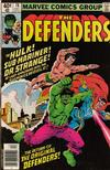 Cover Thumbnail for The Defenders (1972 series) #78 [Newsstand]