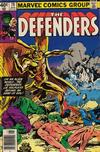 Cover for The Defenders (Marvel, 1972 series) #79 [Newsstand]
