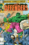 Cover for The Defenders (Marvel, 1972 series) #81 [Direct]