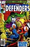 Cover for The Defenders (Marvel, 1972 series) #82 [Newsstand]