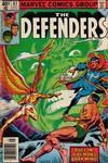 Cover for The Defenders (Marvel, 1972 series) #83 [Newsstand]