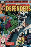 Cover for The Defenders (Marvel, 1972 series) #85 [Direct]