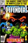 Cover for The Defenders (Marvel, 1972 series) #87 [Newsstand]