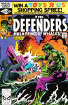 Cover for The Defenders (Marvel, 1972 series) #88 [Direct]