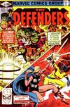 Cover for The Defenders (Marvel, 1972 series) #91 [Direct]