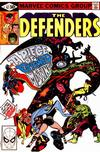 Cover for The Defenders (Marvel, 1972 series) #92 [Direct]
